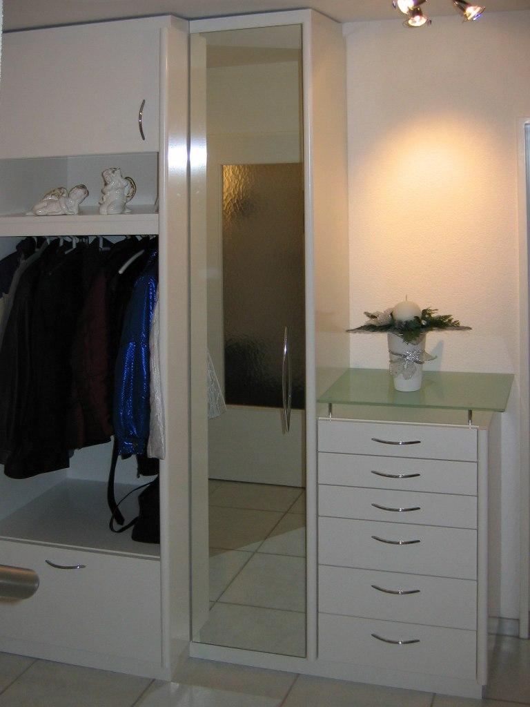 Garderoben Referenzbild 01