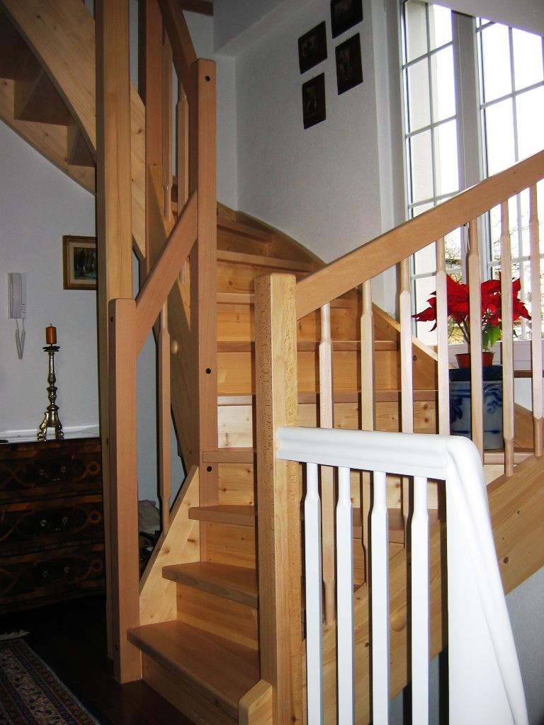 Treppe Referenzbild 01